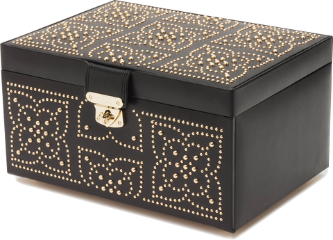 Wolf - Marrakesh Medium Jewelry Box | 308102