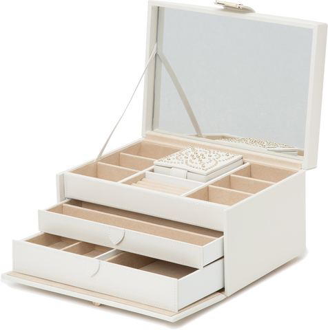 Wolf - Marrakesh Medium Jewelry Box | 308153