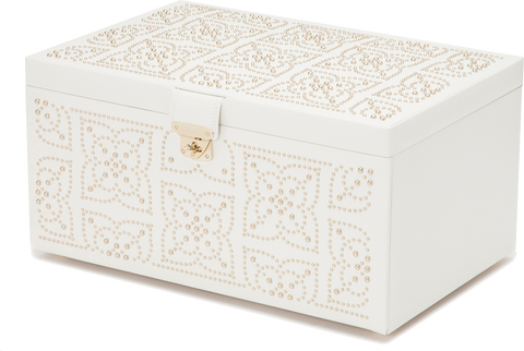 Wolf - Marrakesh Large Jewelry Box | 308253