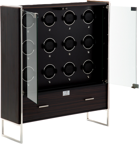 Wolf - Regent 12-Unit Watch Winder Cabinet | 468040