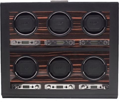 Wolf - Roadster 6-Unit Watch Winder | 459256