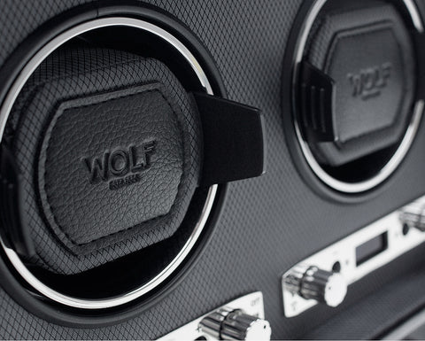Wolf - Viceroy Triple Watch Winder w Storage | 456302