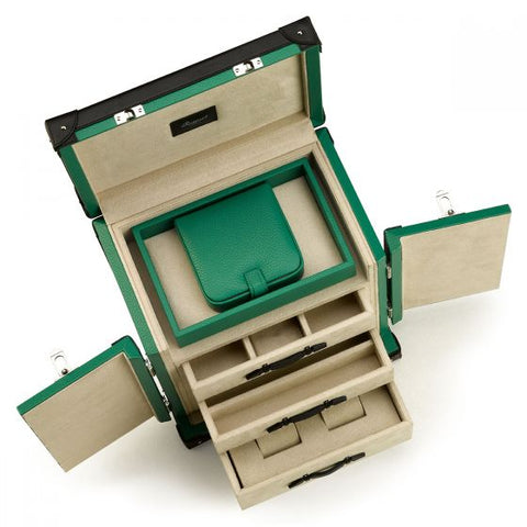 RAPPORT - Deluxe Jewelry Storage Trunk | J151