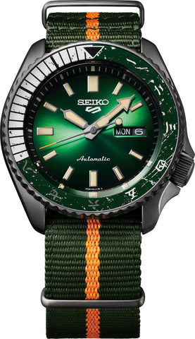 "Seiko - 5 Sports ""Rock Lee"" LE 
