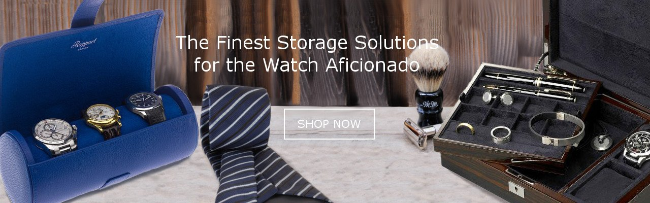 Watch storage