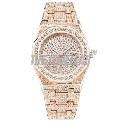 iced-out-octo-watch-rose-gold
