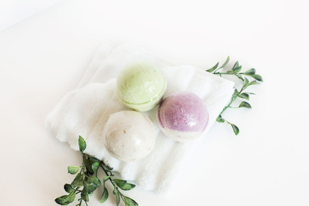 Bath Bombs 5 oz each