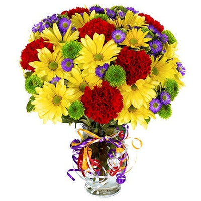 'May' Floral Bouquet