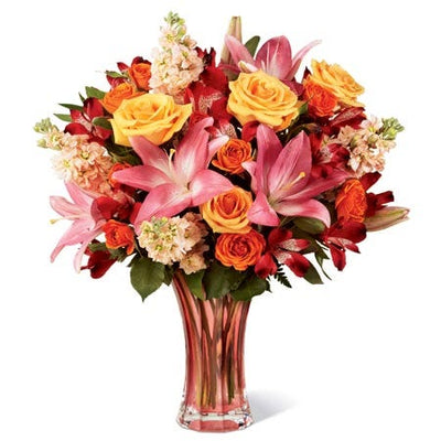 'Exotic' Floral Bouquet