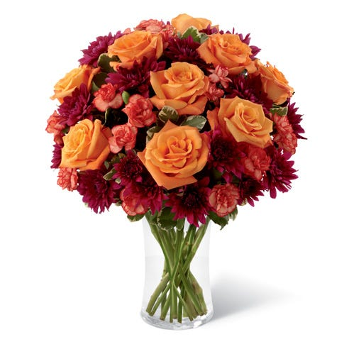'Autumn' Floral Bouquet