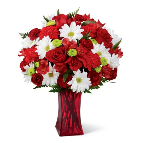 'Cherry' Floral Bouquet
