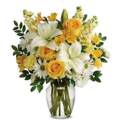 'Canary' Floral Bouquet