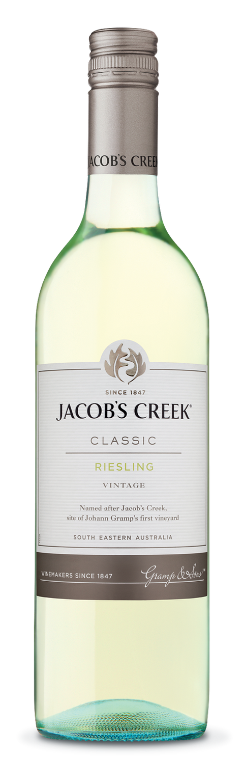 Jacobs Creek Riesling 750ml