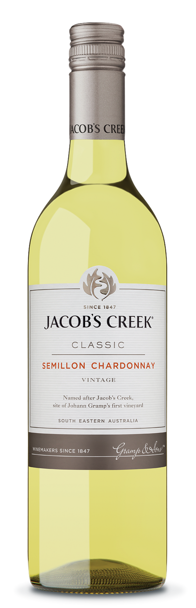 Jacobs Creek Semillon Chardonnay 750ml