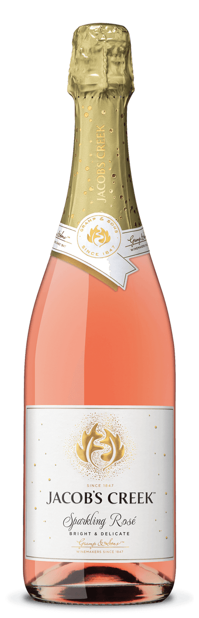 Jacobs Creek Sparkling Rose 750ml
