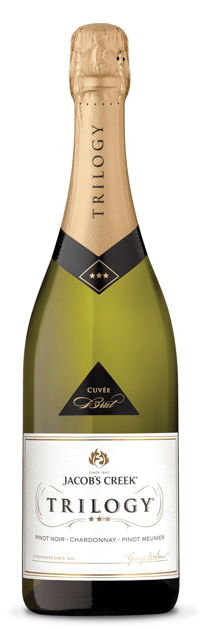 Jacobs Creek Trilogy Cuvee Brut 750ml