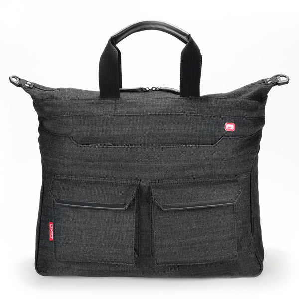 Sheenko II laptop oversized travel tote - OxioStyle  - 6