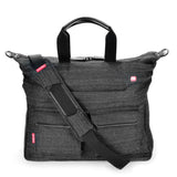Sheenko II laptop oversized travel tote - OxioStyle  - 1