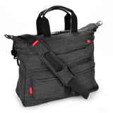 Sheenko II laptop oversized travel tote - OxioStyle  - 4