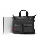Sheenko II laptop oversized travel tote - OxioStyle  - 3