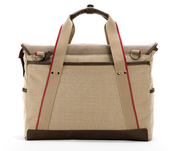 Rykke Laptop Messenger Brief - OxioStyle  - 3