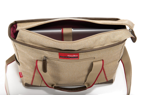 Rykke Laptop Messenger Brief - OxioStyle  - 5