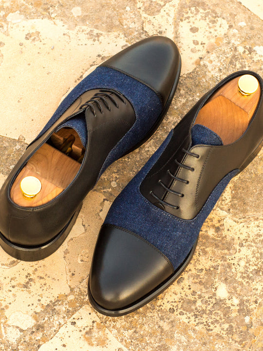 Blue Jean Sartorial Oxford Shoe