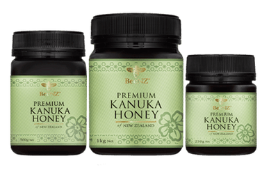 Get our KANUKA HONEY