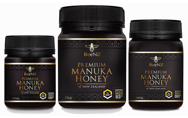 UMF™10+ New Zealand Premium Manuka Honey 500g