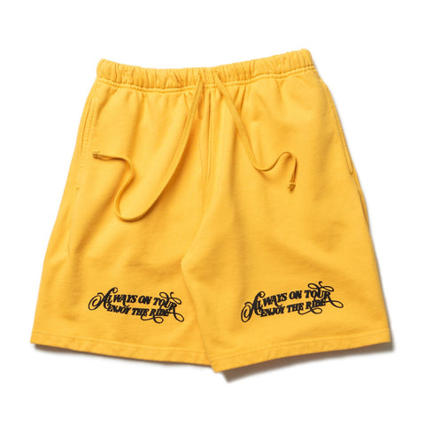 AOT Enjoy! - Sweatshorts (Yellow)