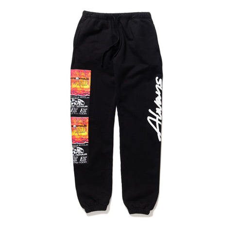 AOT Rave Sweatpants (Black)