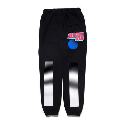Lo-Fi Tour - Sweatpants (Black)