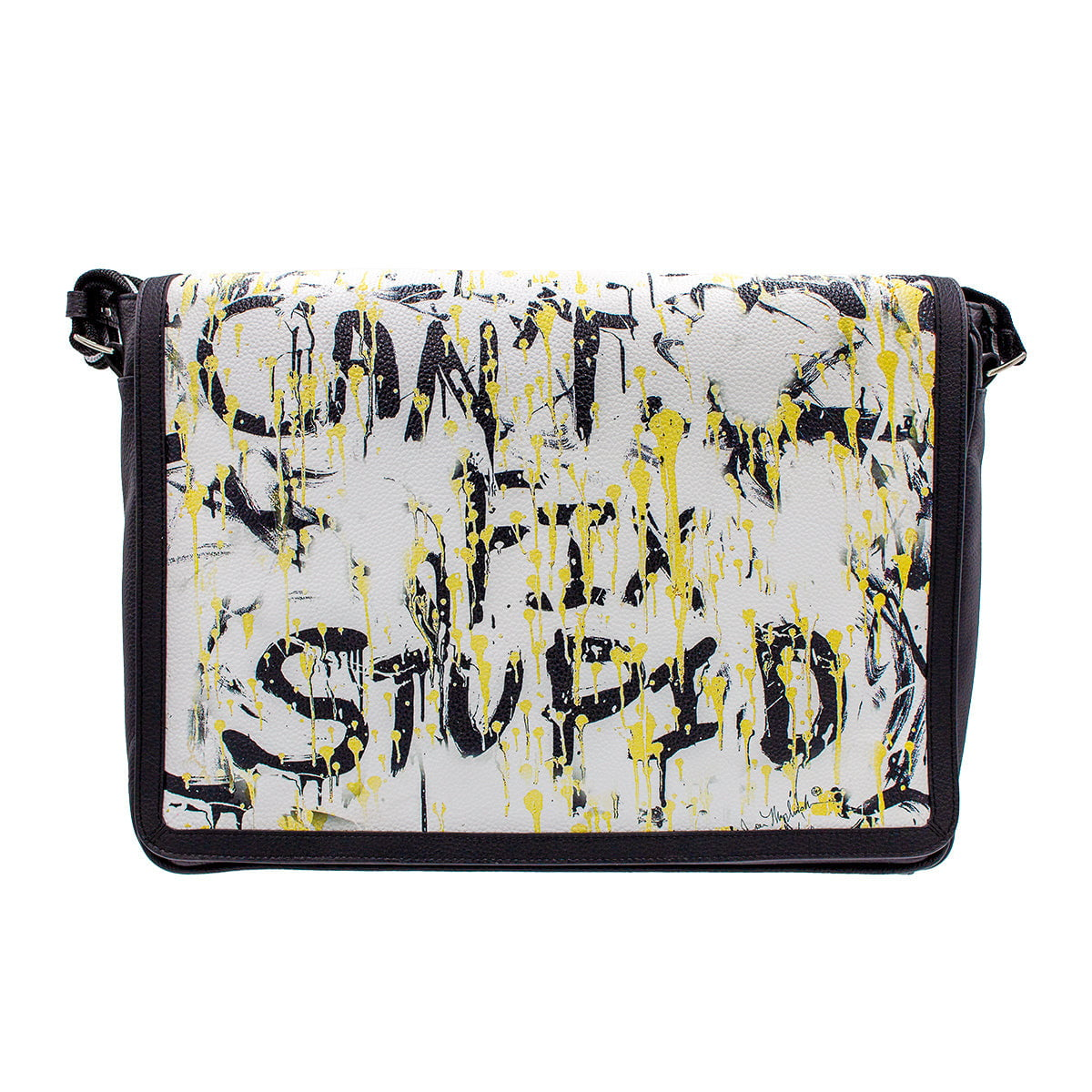 Can't Fix Stupid Messenger Bag By Jumper Maybach®