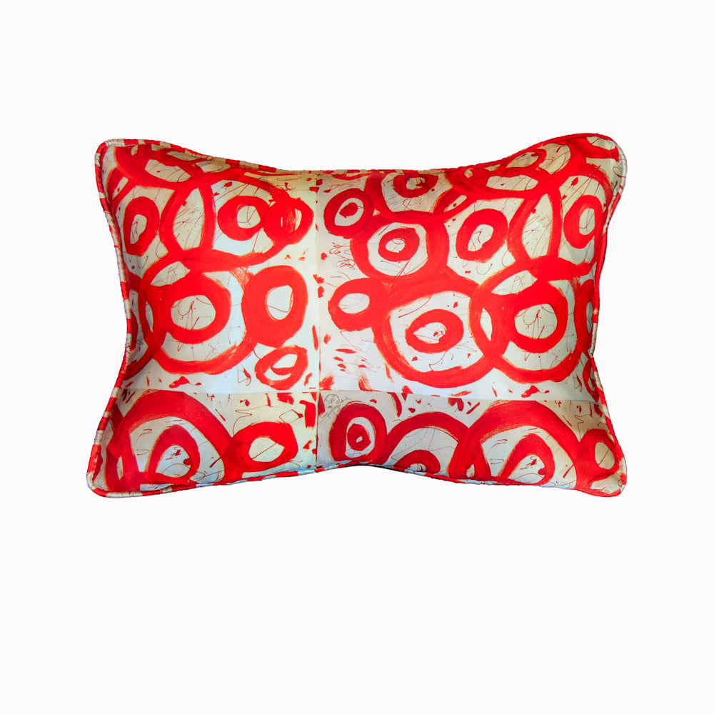 Circle of Life Pillow by Jumper Maybach®