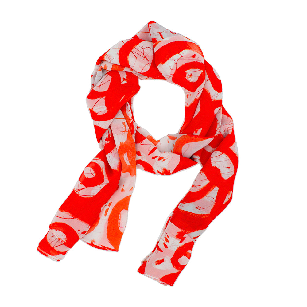 Circle of Life Scarf by Jumper Maybach®