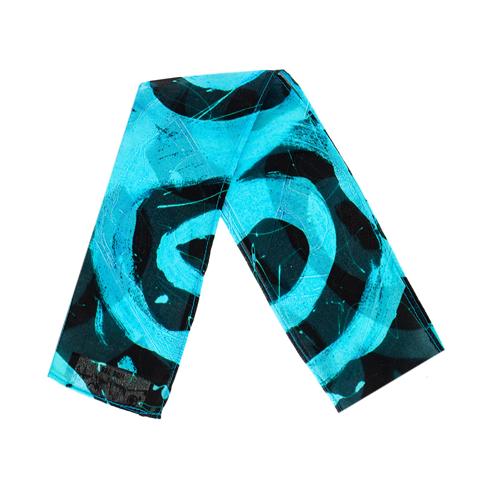 Circle of Night BonBon Scarf by Jumper Maybach®
