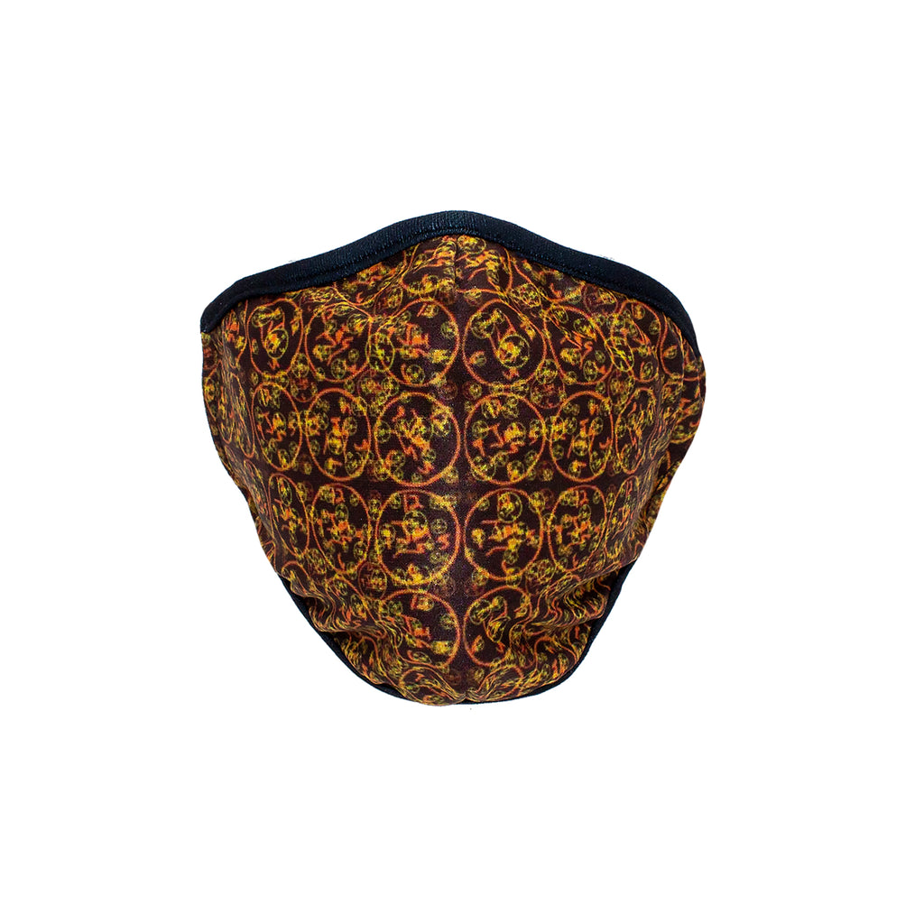 Honeycomb Facemask by Jumper Maybach USA Made