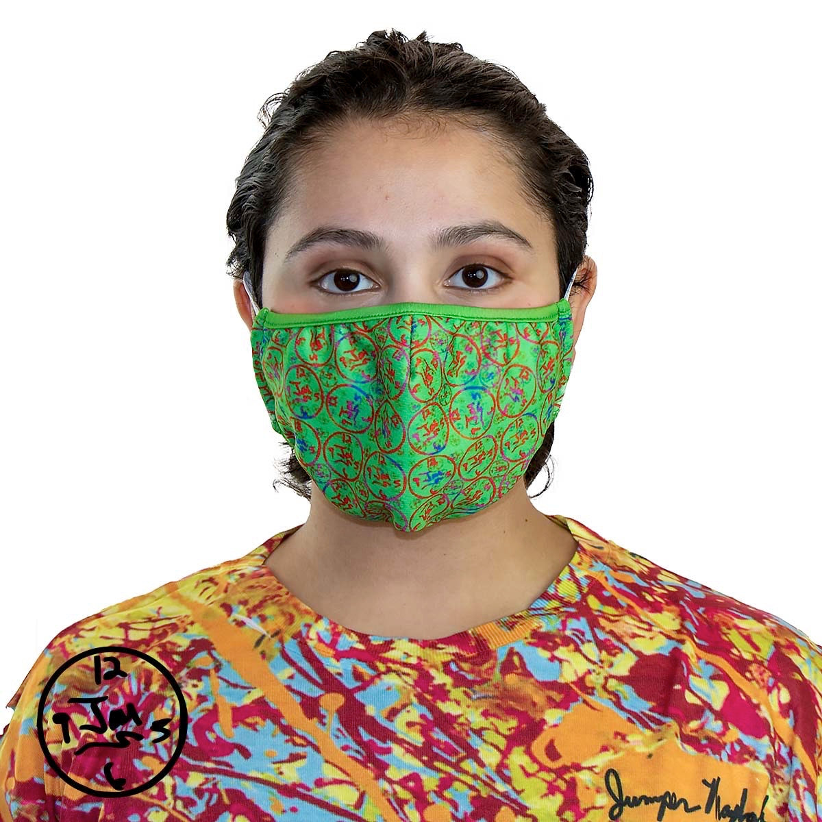 Fizz Facemask by Jumper Maybach USA Made