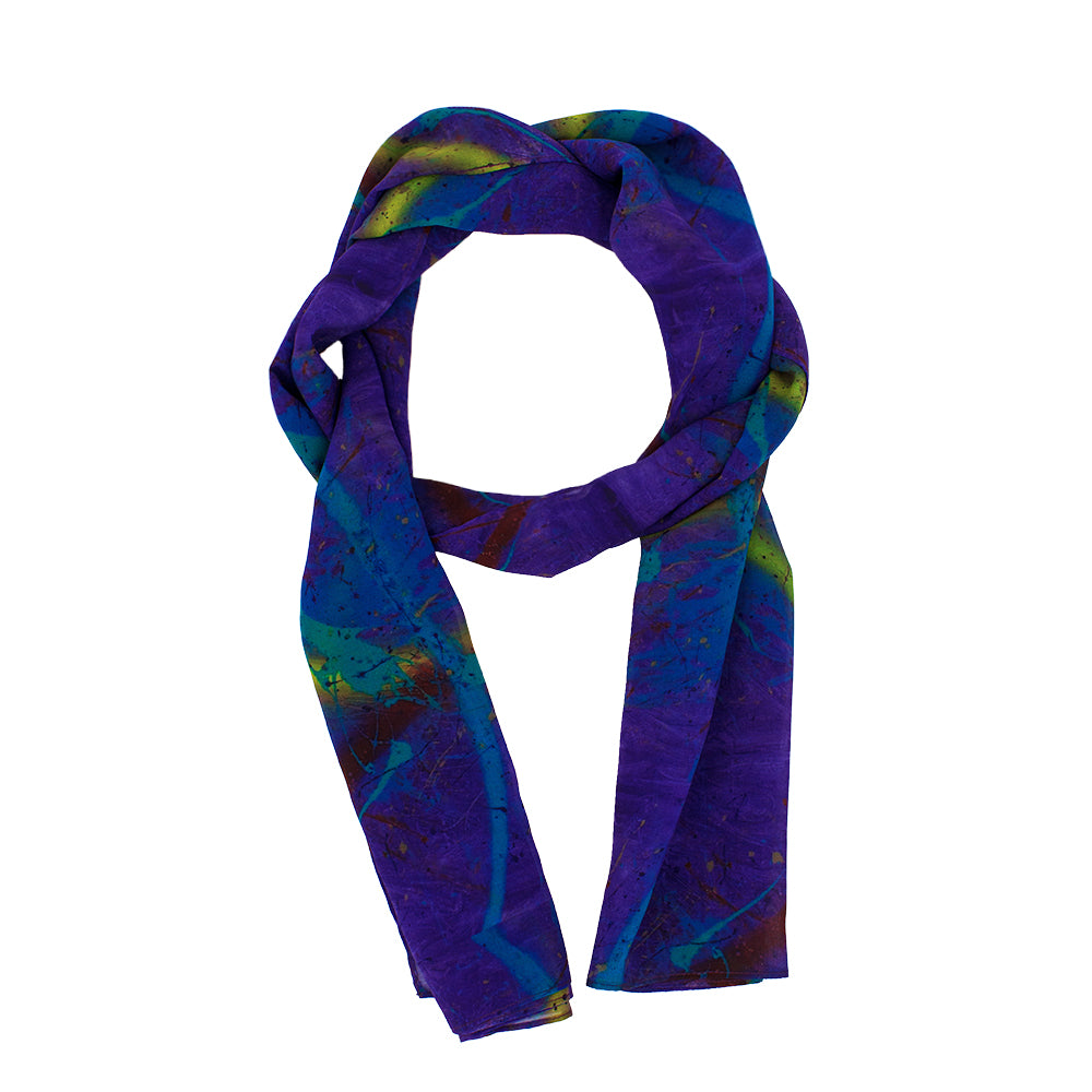Psychedelic Universe Scarf by Jumper Maybach®