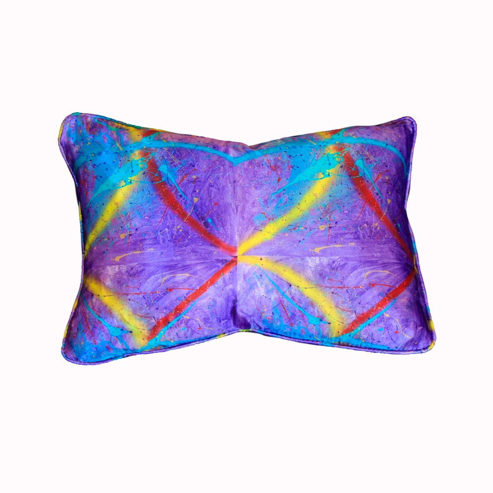 Psychedelic Universe Pillow by Jumper Maybach®