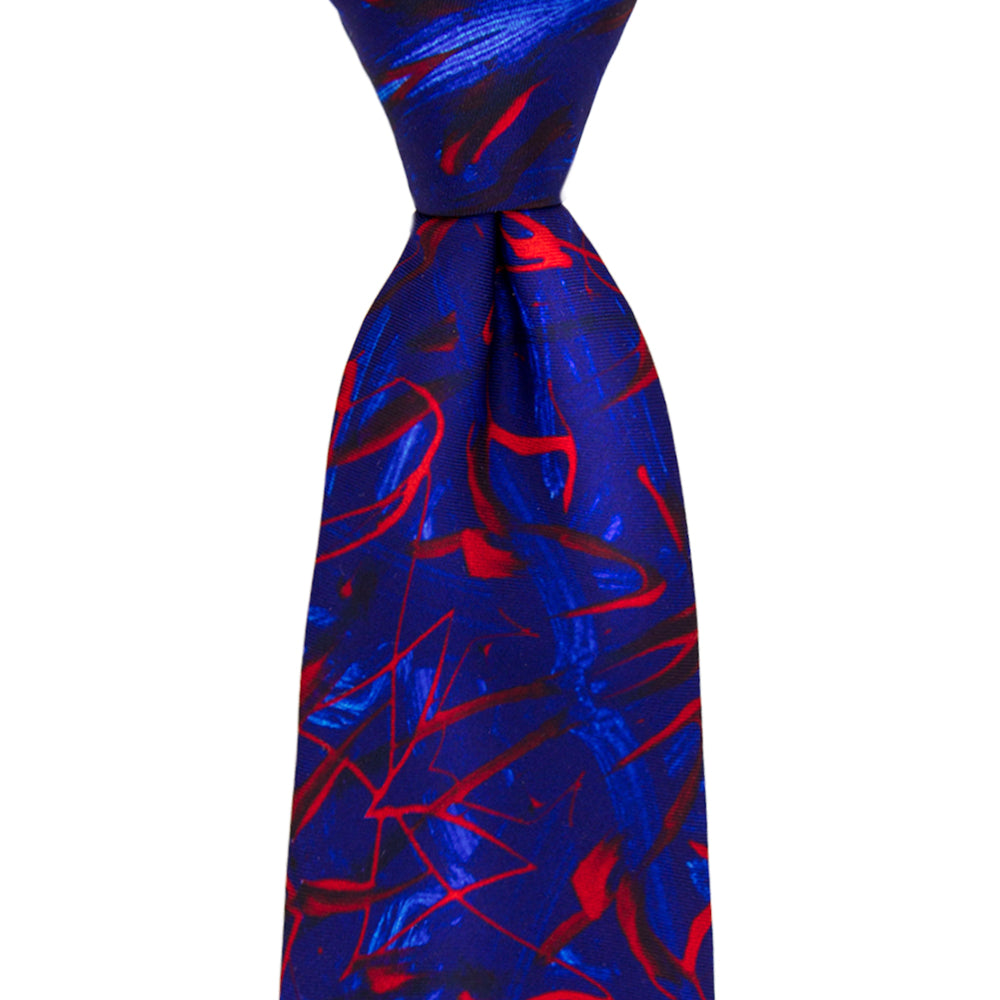 Rose Petals Mens Tie by Jumper Maybach®