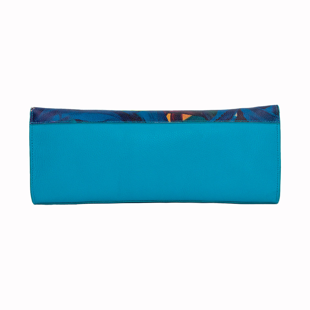 "Handbag Women's Clutch ""Spinning Out"" by Jumper Maybach®"
