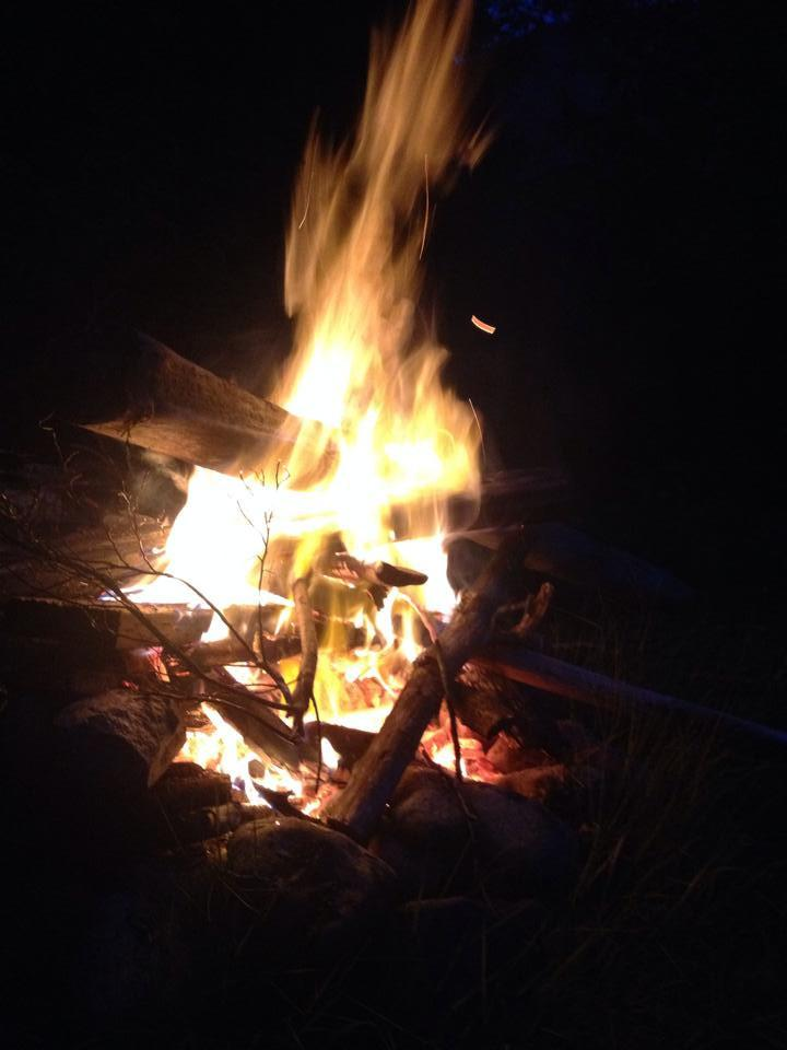 Tips For Building a Campfire