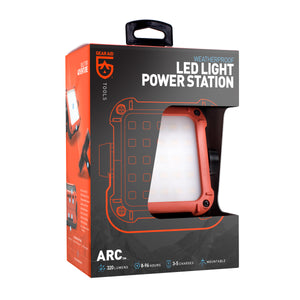 ARC Rechargeable LED Light and Power Station