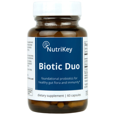 Biotic Duo, 60 caps