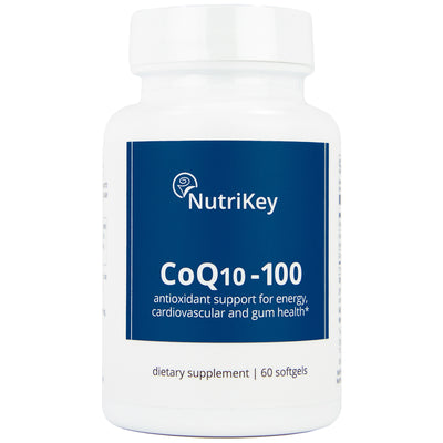 CoQ10-100, 60 softgels