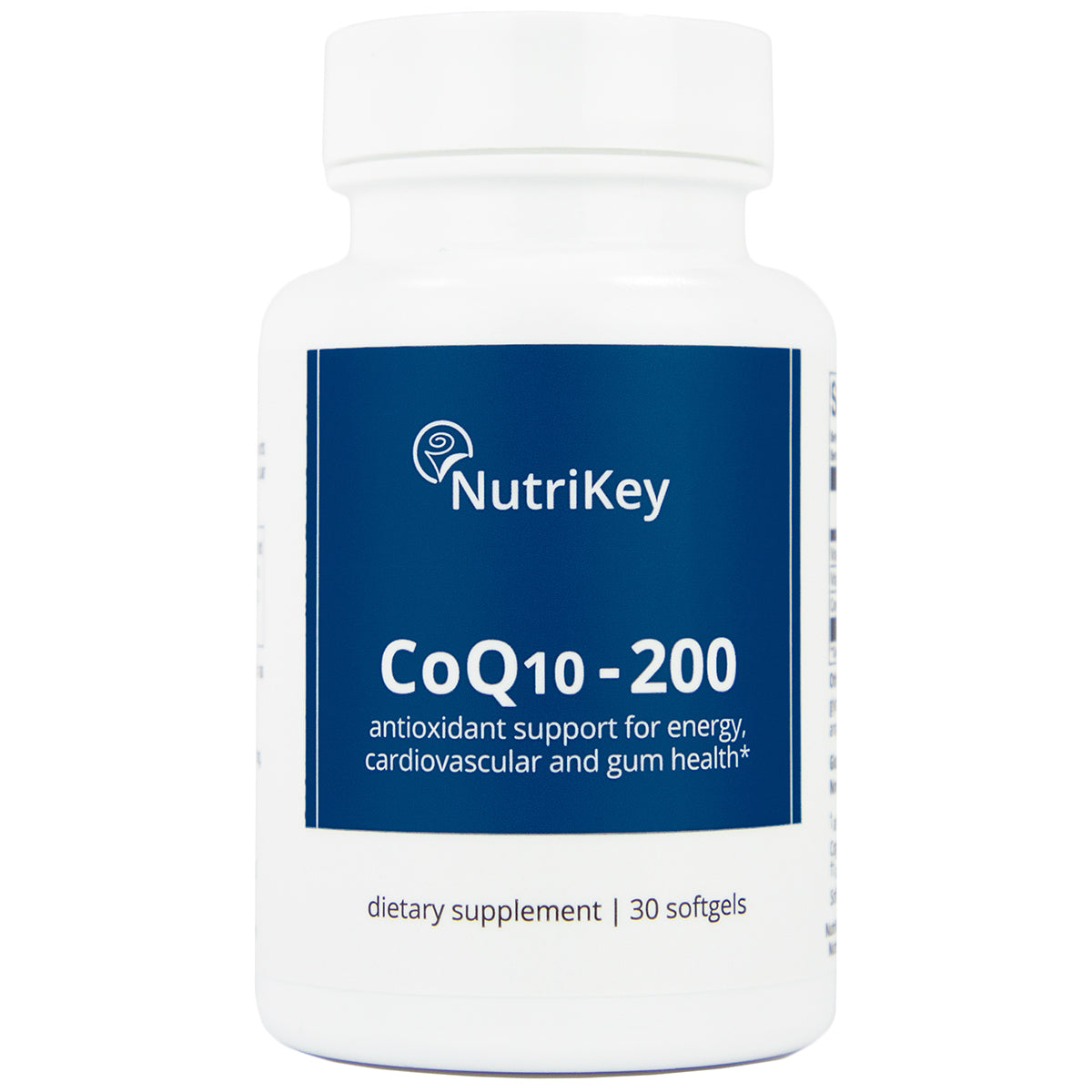 COQ10-200, 30 softgels