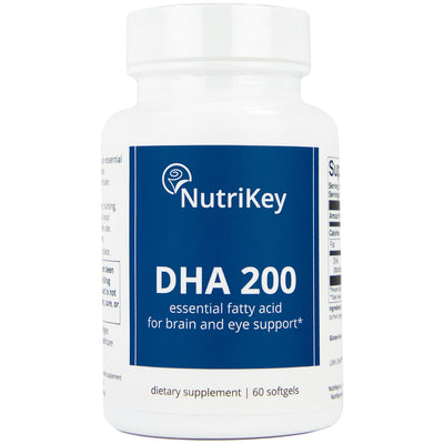 DHA 200, 60 softgels