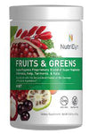Nutridyn Fruits & Greens, MINT, 270 gm