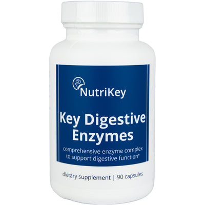 Key Digestive Enzymes, 90 caps